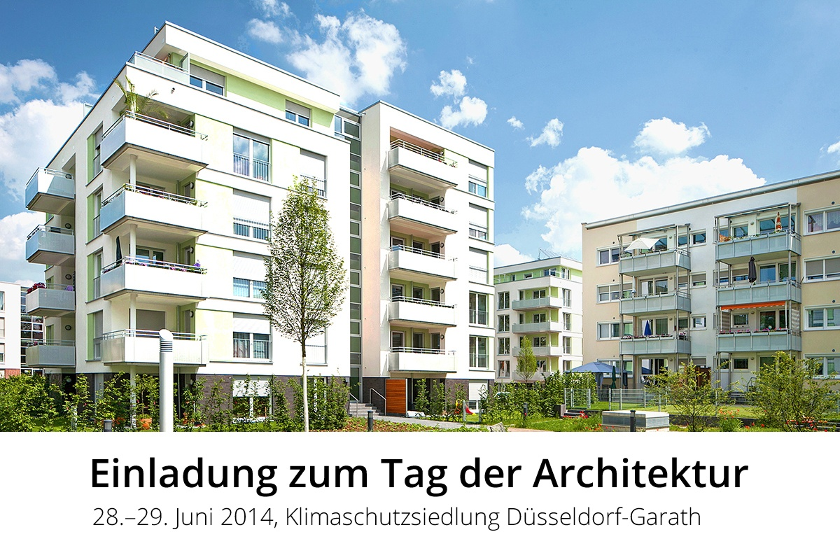 Blog Tag Der Architektur