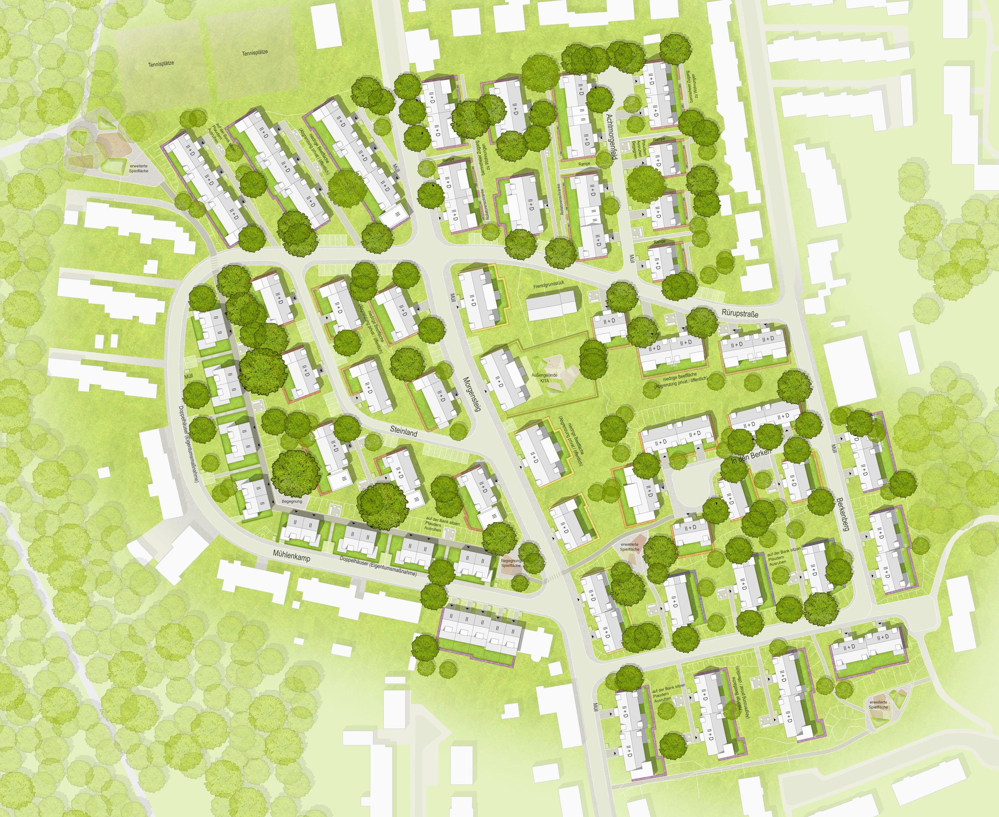 Y:W 1339 Quartiersentwicklung Mühlenkamp Essen�9.2 Dateneingan