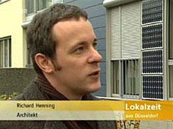 Solarsiedlung Am Medienhafen Im WDR