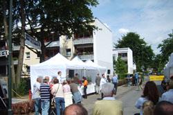 Mieterfest Im Wohnquartier Wimpfener Straße