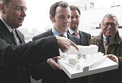 Seniorenzentrum In Der Düsseldorfer Altstadt: 1. Preis Für HGMB Architekten