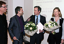 Preisverleihung Zum Landeswettbewerb 2010 In Bonn
