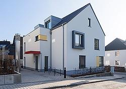 Wohngebäude Steinstraße Fertiggestellt