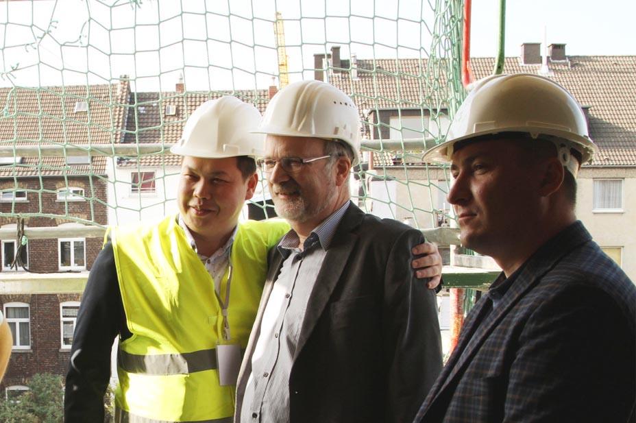 Zeitgemäßer Wohnungsbau In Deutschland
