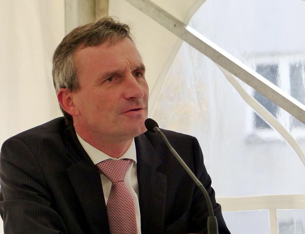 Oberbürgermeister Geisel