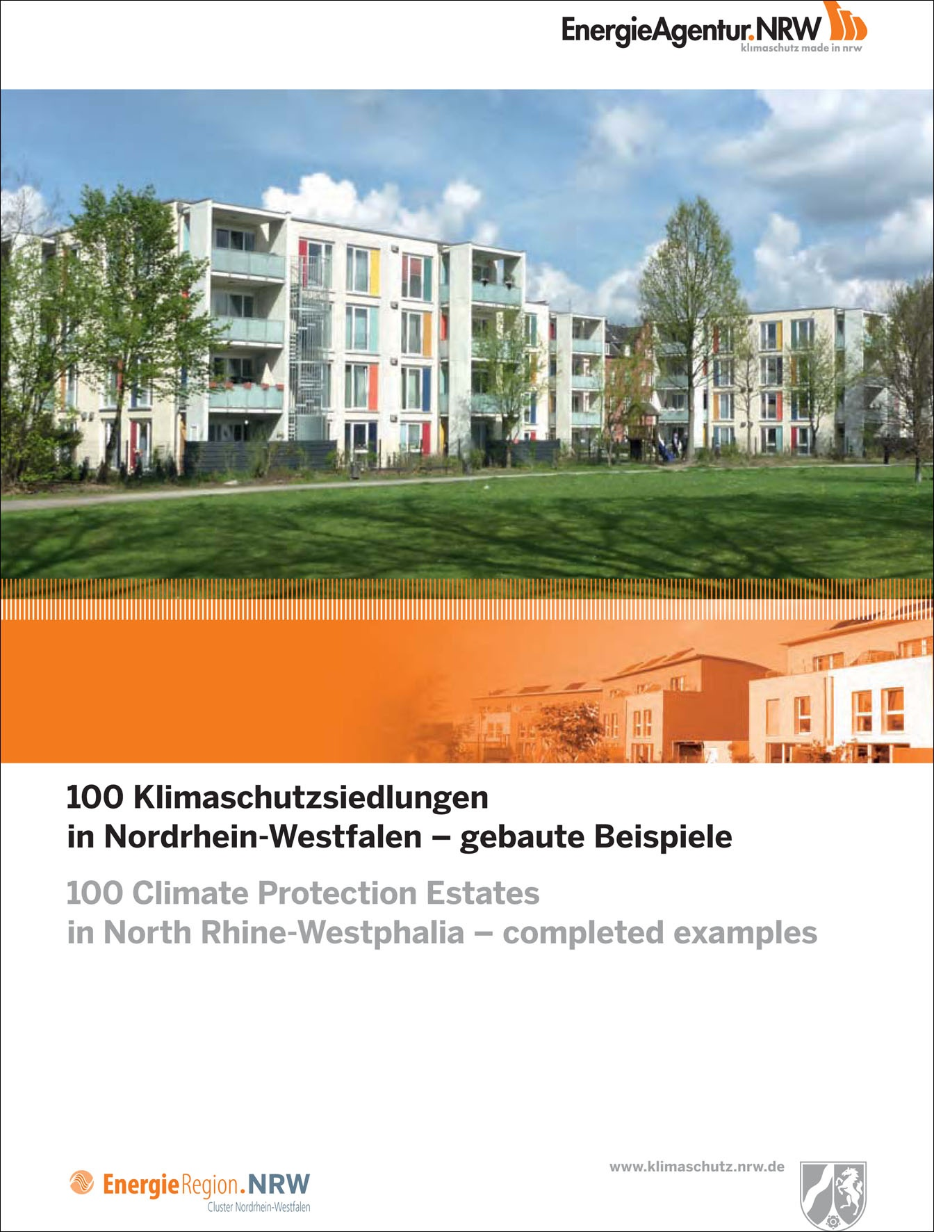 Klimaschutzsiedlung Garath In Neuer Broschüre