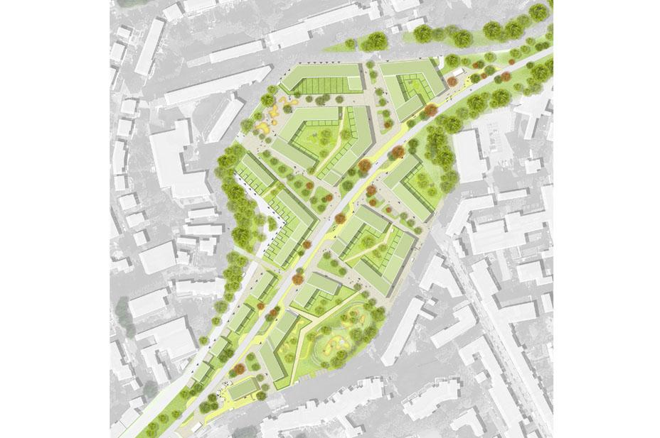 Y:W 1641 Städtebauliches Qualifizierungsverfahren Wuppertal He