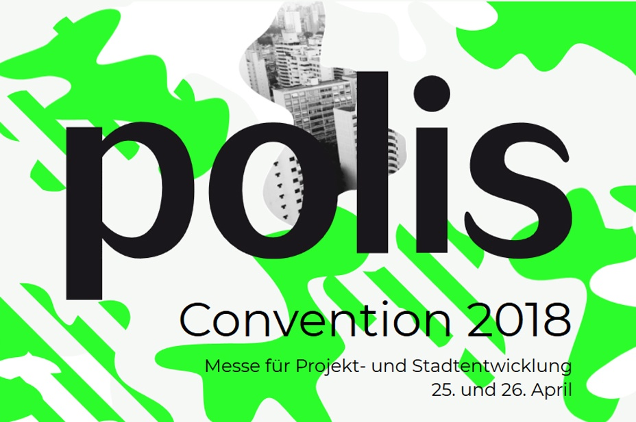Polis Convention Logo 2018