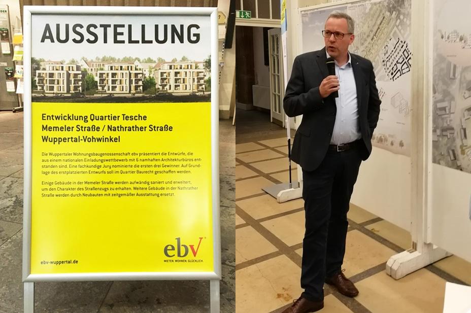 Ausstellungseröffnung Im Barmer Rathaus