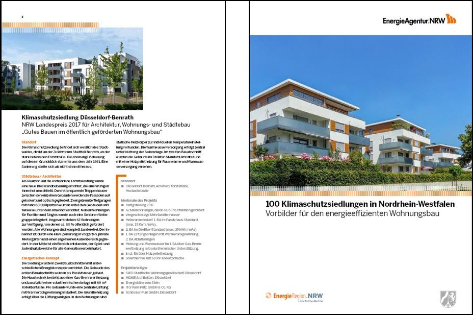 100 Klimaschutzsiedlungen In NRW