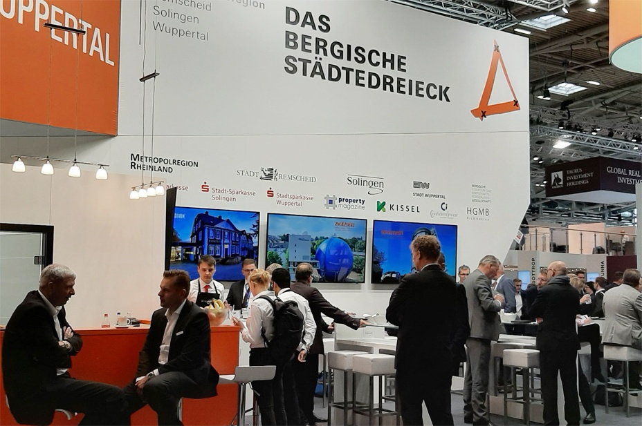 Expo Real 2019 Standfoto